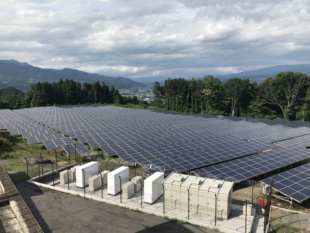 Ground Mounting Solar Power System