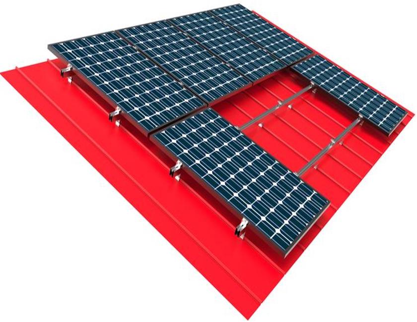 Corrugated roof solar mounts