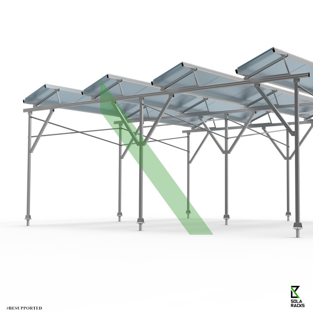 green house solar mounting system, agriculture solar mounting structure, agriculture shared solar farm, Solar sharing Power Plant, solar sharing farm, solar sharing on agriculture land, solar sharing on farm land, solar sharing Japan