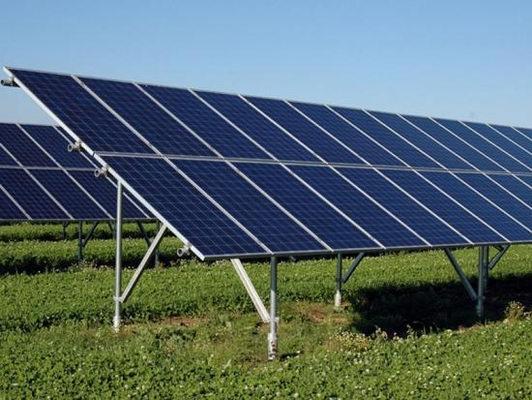 Solar Panel Pole Mount Kit