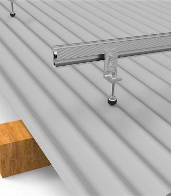 Hanger bolt mounting system