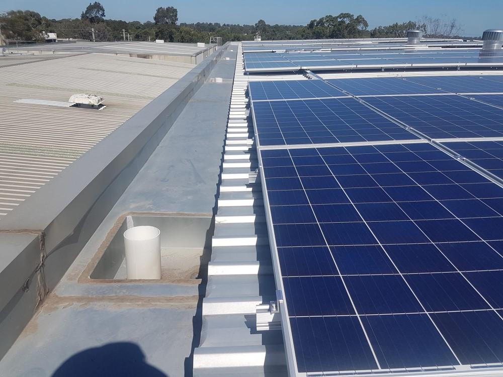 Solar racking sytem