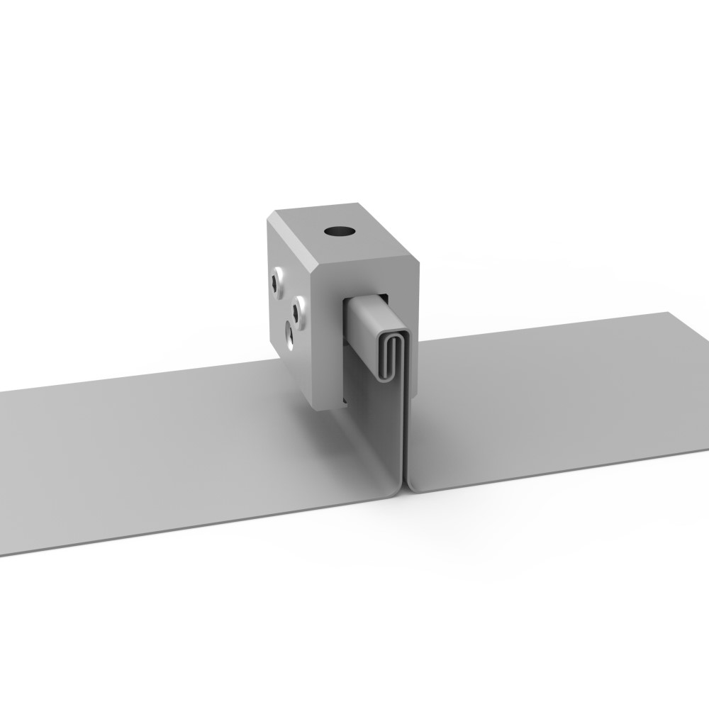 SR-C5 square clamp