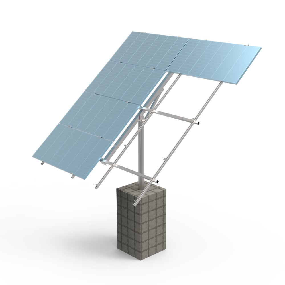 Pole mount system from china solaracks