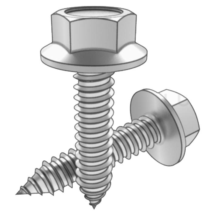 Tek screw